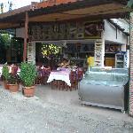 Medusa Bar Camping Patara
