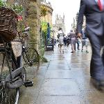 Oxford - slow shutter speed example