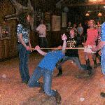 Dancing the limbo