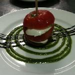 tomate mozza