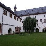Kloster mit Innnehof