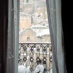 un balcone sul più antico vicinato dei Sassi