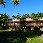 Fiji. Mana Island.North beach.
