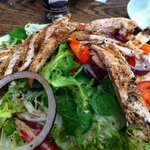 Soho Joe's Grilled Chicken Salad