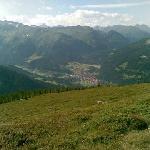 Klosters from Madrisa