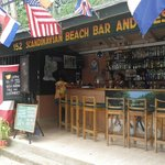 Scandinavian Beach Bar