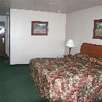 Room at the Scipio Hotel