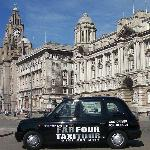 The Beatles Fab Four Taxi Tour