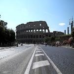 Road to Coliseum