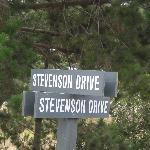 Not exactly helpful signage near Pebble Beach