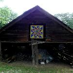 barn on the grounds