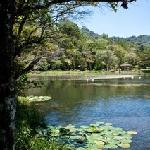 The main lagoon
