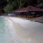 Marine Pulau Payar Beach side