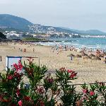otra vista de playa Romana