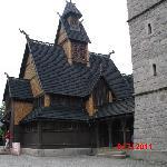 die berühmte Kirche gleich neben dem Hotel-leider kann man nur mit Gruppenführung rein-Schade!