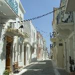 Rue de l'île D'Andros