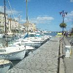 Photo de Port Rive Gauche