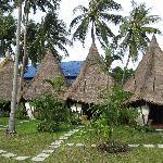 Les bungalows pour 2 personnes