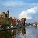 The Old Town of Gdansk