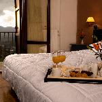 VYTINA MOUNTAIN VIEW - BREAKFAST IN THE ROOM