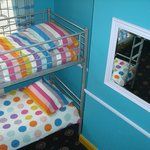 8 Bed Female dormitory