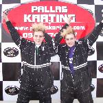 Famous Go Carting Celebrities at Pallas Karting Galway