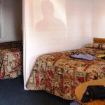 2 Schlafzimmer eins mit Küche