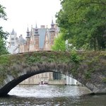 View from the canal boat tour