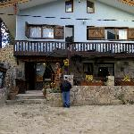 Cabañas y Cafeteria  Ta Pefka