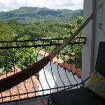 View of Copan Valley from Rooms #5 & 6
