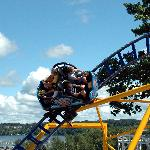 Whirwind Spinning Coaster