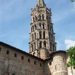 basilica romanica de st sernin
