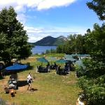 Hike from the Inn to the Jordan Pond House for popovers