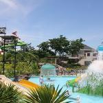 Children's water park