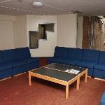 Common Room in Dorm (main floor)