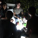 Oasis Backpackers Malaga nights