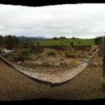 Shire Suite's private garden