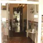 posh entrance