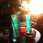des cocktails soignés