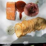 smoked salmon unbelievable!