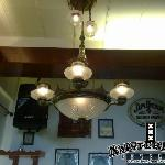 Old Ship Lamp