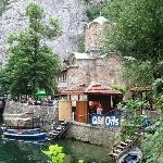 Skopje Canyon Matka