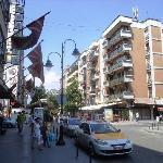 Skopje Downtown