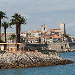 Antibes, old City