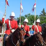 The NWMP Musical Ride