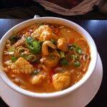 Singapore Seafood Laksa