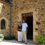 Dominique et Philippe, les hôtes