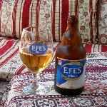 The Efes is amazing