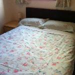Comfortable, clean and basic accommodation.  Rooms come with hospitality trays, TV, linen and to