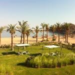 Plage du Club Med Sinaï Bay